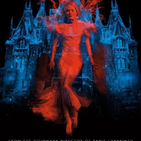 Del Toro's 'Crimson Peak' Promises Gothic Aesthetic and Horror