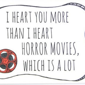 The Best Horror Themed Valentines.Period.