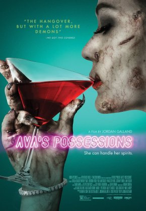 Ava's Possessions (2015)Review
