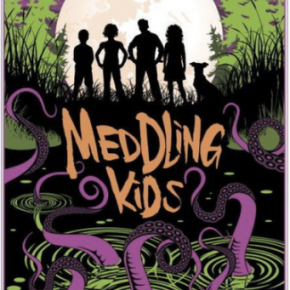Meddling Kids by Edgar Cantero (2017) Review