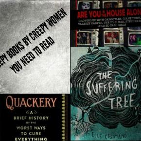 Creepy Books by Creepy Women You Need toRead