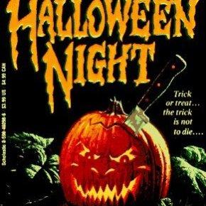 Halloween Night (1993) by R.L. Stine BookReview