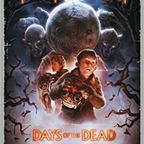 Trick 'r Treat: Days of the Dead (2015) Graphic NovelReview