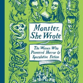 Monster, She Wrote (2019) #31DaysofSpookyBooks