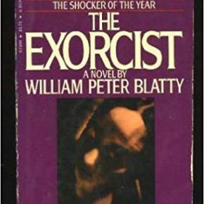 The Exorcist (1971) #31DaysofSpookyBooks