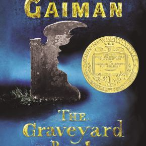 The Graveyard Book (2008) #31DaysofSpookyBooks