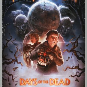 Trick 'r Treat: Days of the Dead (2015) #31DaysofSpookyBooks