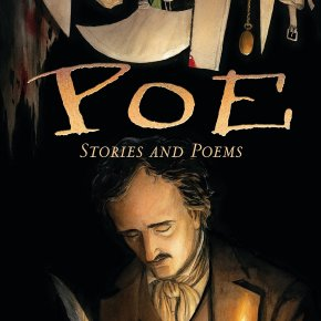 Poe: Stories and Poems #31DaysofSpookyBooks