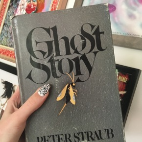 Ghost Story (1979) #31DaysofSpookyBooks