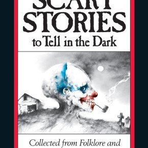 Scary Stories To Tell In the Dark (1981) #31DaysofSpookyBooks