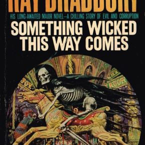 Something Wicked This Way Comes (1962) #31DaysofSpookyBooks