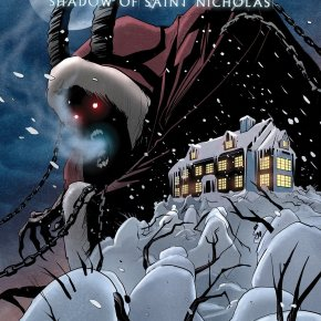 Krampus: Shadow of St. Nicholas (2015) #25DaysofCreepmas