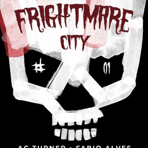 Frightmare City (2019) Horror Comic Review