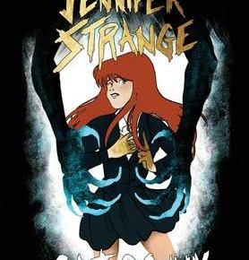 Jennifer Strange (2020) by Cat Scully Book Review