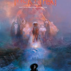 The New Deluxe Trick 'r Treat Comic Omnibus Now For Sale